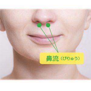 鼻流(びりゅう)