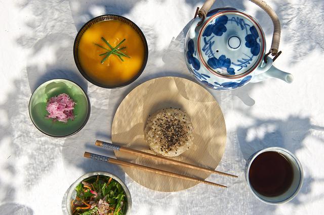Macrobiotic Food / geishaboy500