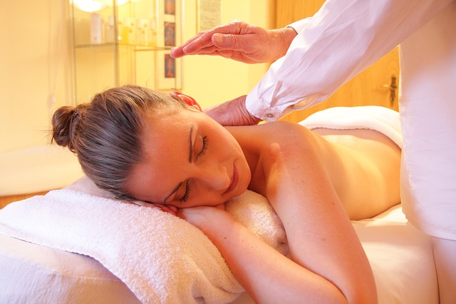 lymph-massage