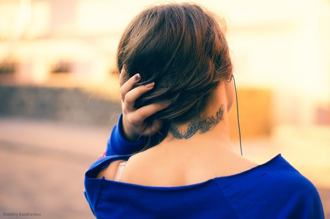 Female thinning hair