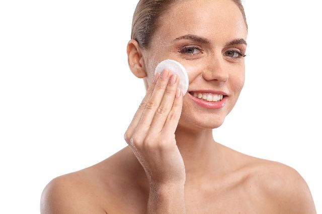 Improved oily skin