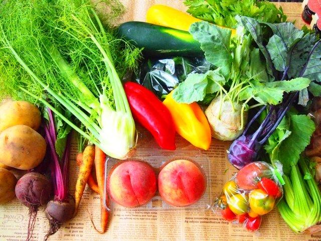 抗酸化を防ぐ食べ物